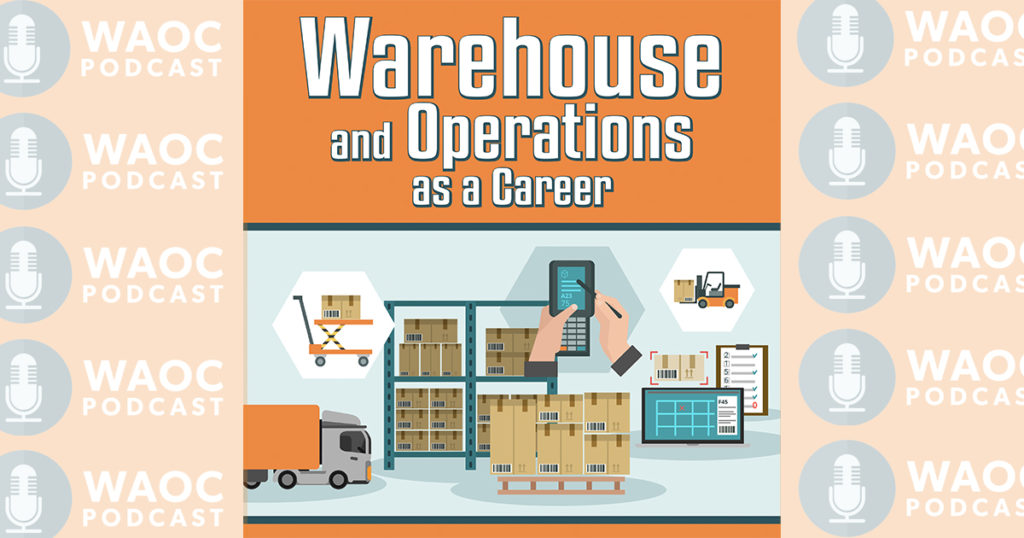 Warehouse and Operations as a Career – Sharing job and